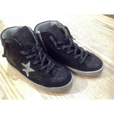 Scarpe Ischikawa navy stardast sneakers