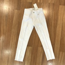 White Jeans twinset